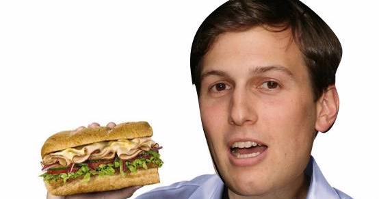 Subway Jared Kushner